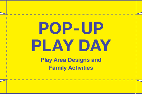 Pop-Up Play Day at Whitchurch Library